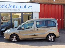 peugeot small automatic cars used peugeot partner tepee s 16 hdi automatic disabled wheelchair
