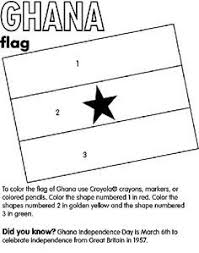 flag of uganda coloring page learn a bit more about uganda with this coloring page of their