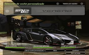 Lamborghini Veneno Max Speed - need for speed underground 2 lamborghini veneno lp750 4 u002713 nfscars