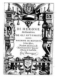 Alexandria Light And Power Hero Of Alexandria Wikipedia
