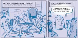 the passover haggadah the passover haggadah graphic novel indiegogo