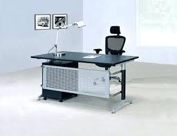 Glass L Shaped Desk Office Depot Glass Top Office Desk Marvelous Modern Glass Office Desk Office