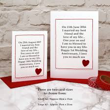 35th wedding anniversary cards writing thank you cards for wedding
