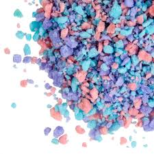 candy chips crunch u2013 cotton candy 4oz cake connection