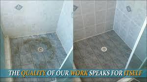 gaffney u0027s leaking showers waterproofing contractors blackbutt