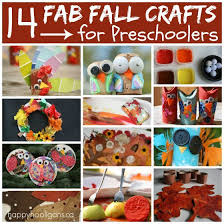 Simple Fall Crafts For Kids - fall crafts for kids easy fall kid crafts for preschoolers