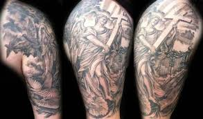christian angel tattoo art and designs page 2