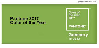 pantone 2017 color of the year greenery p o p online