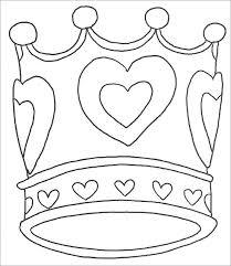 Princess Crown Coloring Page Princess Crown Coloring Pages Princess Crown Coloring Page Free Coloring Sheets