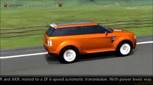 range rover concept land rover range stormer concept u002704 youtube