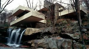 Frank Lloyd Wright Falling Water Interior Filefallingwater Kaufmann Residence By Frank Lloyd Wright June