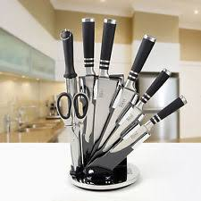 kitchen knives ebay 7pcs set bass kitchen knife sharp stainless knives durability