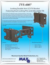 Tv Wall Mount For Rv 113828236 Jpg