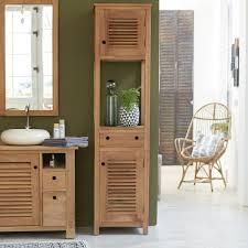 badezimmer hochschr nke bad hochschrank holz haus dekoration