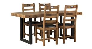 Patio Dining Sets Toronto - toronto fixed table u0026 set of 4 ladderback chairs dfs