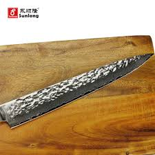 online shop sunlong filleting knives japanese damascus steel 9