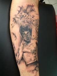bruce lee tattoo tattoo di ursula pinterest bruce lee and tattoo