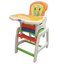 baby chair that attaches to table lucky baby hoover multiway high chair kulily com