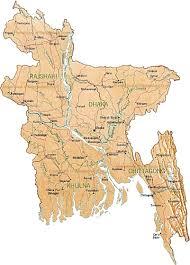 Map Of Bangladesh Map Of Bangladesh By Phonebook Of Bangladesh Com