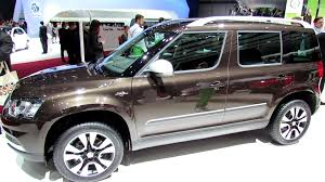 skoda yeti 2014 2014 skoda yeti diesel 4x4 laurin u0026klement exterior interior