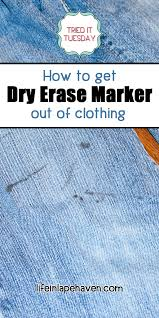 How To Get Silly Putty Out Of Carpet How To Get Dry Erase Marker Out Of Jeans Life In Lape Haven