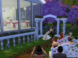 wedding arches in sims 4 spacesims aphrodite wedding venue