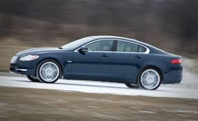 2010 jaguar xf supercharged road test u2013 review u2013 car and driver