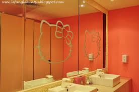 hello kitty bathroom decor idea stunning simple and hello kitty