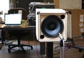 loudspeaker measurement wikipedia