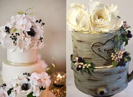 autumn berries fall wedding cakes cake geek magazine