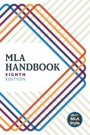 mla handbook the modern language association of america