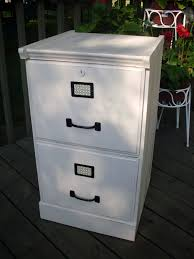 your chic nest shabby chic painted file cabinet