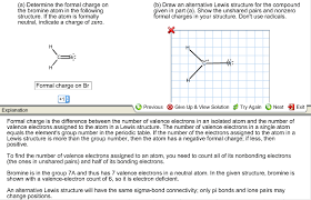Bromine On The Periodic Table Determine The Formal Charge On The Bromine Atom In Chegg Com