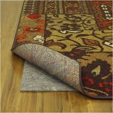 Anti Slip Rug Pad Best Rug Pads For Hardwood Floors Which Can Be Your Worth Interior