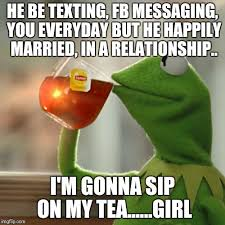Memes About Texting - but thats none of my business meme imgflip