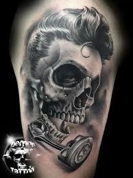 3d skull design skull tattoos