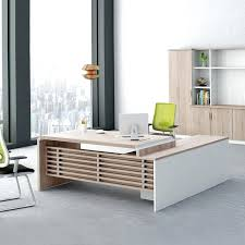 Modern Office Desks Uk Wooden Office Furniture Neodaq Info