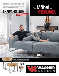 M El Rundel Wohnzimmer Wagner Wohnen Wohnmöbel Prospekt 02 02 2017 By Wagner Wohnen Issuu
