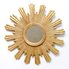Gold Wall Decor by Furniture Wall Decor Beautiful Work Sunburst Mirrors Idea