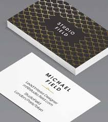 Business Cards Foil Tailored Collection Business Card Designs Gold Foil Spot Uv
