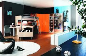 modern awesome design of the young teenagers designed rooms that