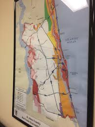 St Augustine Map St Johns County Evacuation Zones A And B Include Entire City Of