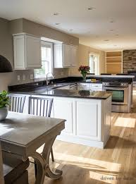 what is the best way to reface kitchen cabinets kitchen cabinet refacing our before afters driven by decor