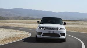 land rover electric 2018 land rover range rover sport p400e review gallery top speed