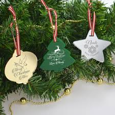 custom made christmas tree ornaments rainforest islands ferry