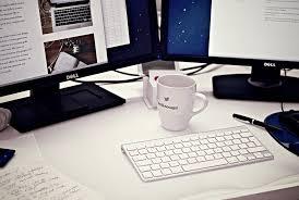 Computer Desk Wallpaper Desk Images Pixabay Free Pictures