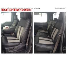 Van Seat Upholstery 2015 2018 Ford F150 Custom Leather Upholstery