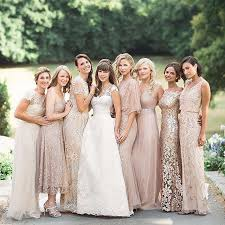 mix match bridesmaid dresses best 25 mixed bridesmaid dresses ideas on mismatched