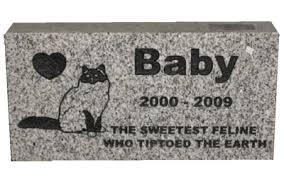 pet headstones sles of our granite pet markers pet headstones and pet memorials