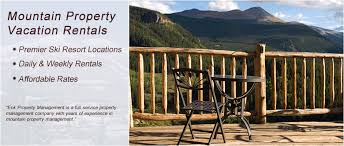 table mountain property management eck property management colorado vacation rentals